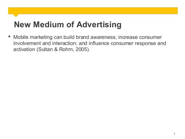 Mobile Advertising A Review