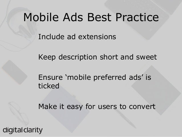 the advantage of mobile marketing Mobile marketing is an exciting addition to your marketing plans, but it is important to know what you can expect in the process of marketing on mobile.