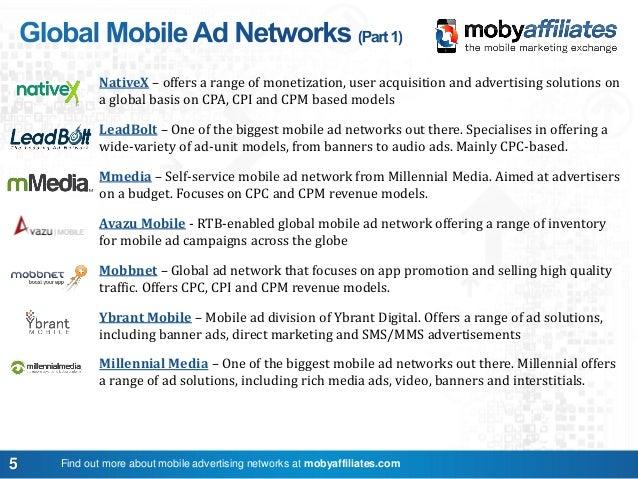 Publicité sur mobile - Investopedia