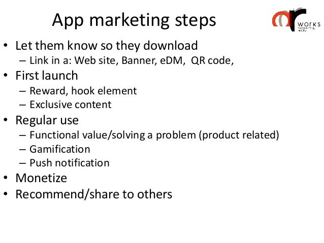 Status of the Mobile market, Apps and Augmented Reality