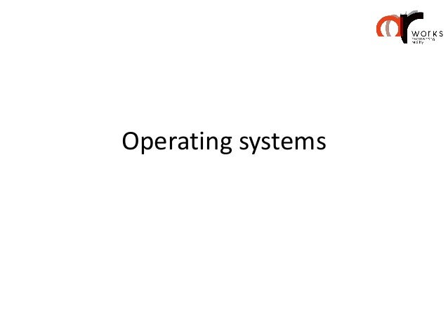 Op system changes 2007-2012Guardian 2012/05