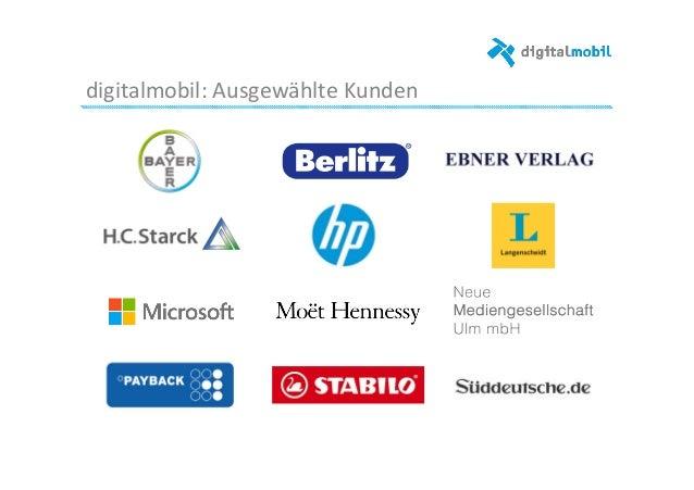 digitalmobil:  Ausgewählte  Kunden