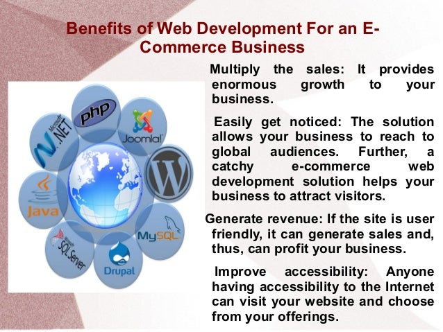 Mobile App and Web Development Solutions Excel an E-commerce Business Slide 3