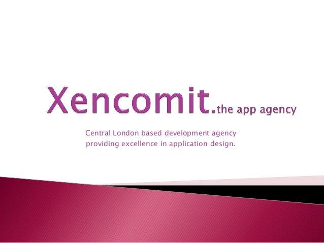 mobile application development agency london