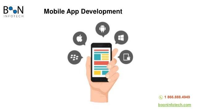 booninfotech.com Mobile App Development