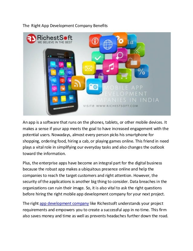 Richest app