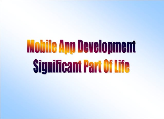 Speaking of the smart phone world and you has the latest smartphonesaccessible, their operating systems, functions and cap...