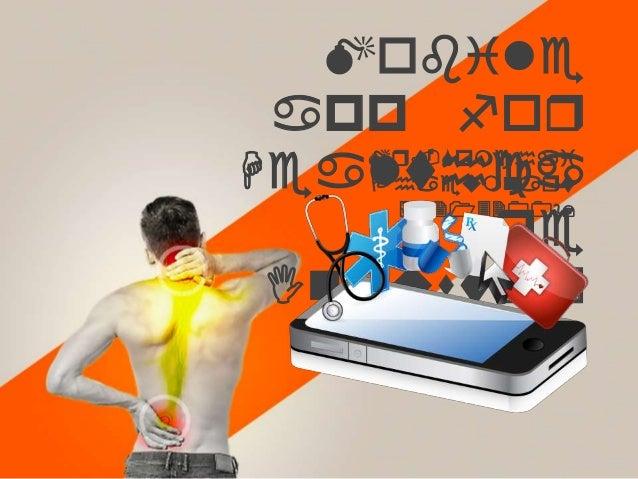 Mr.Somchai Phaeumnart 572132009 Mobile app for Healthca re Industry