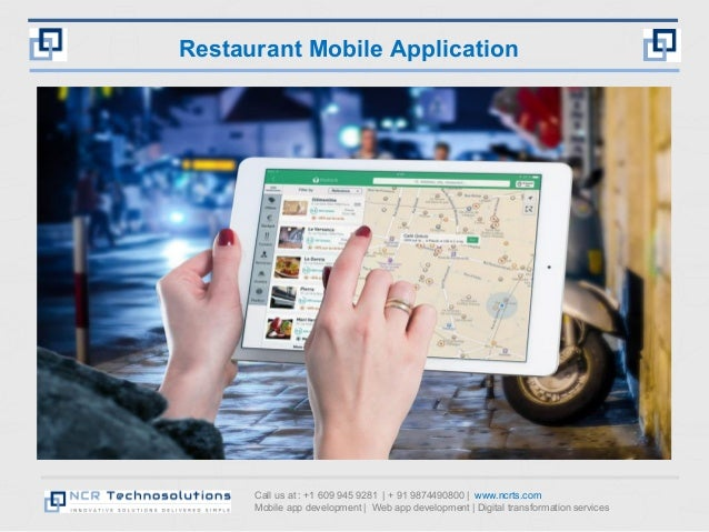 Mobile App For Restaurants Table Booking Takeaway Order Food Deliv - Table booking app