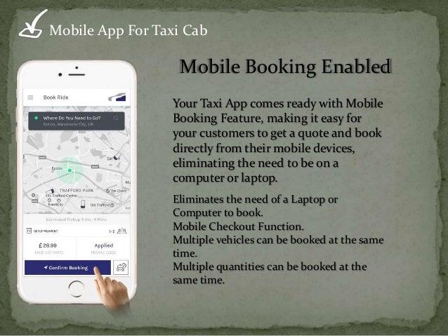 Readymade Car Hire Mobile App
