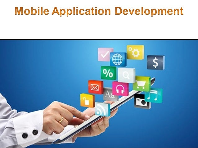 Mobile application development is the process by which application software isdeveloped for low-power handheld devices, su...
