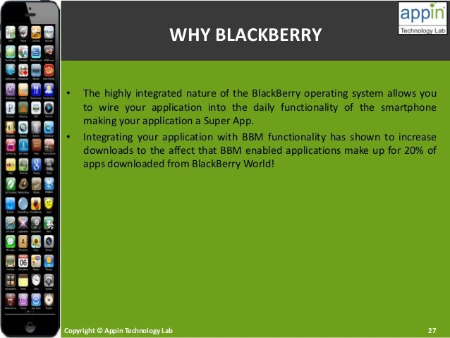 Secured Mobile Application Development in Android, Blackberry & iOS