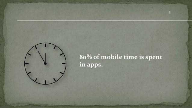 Mobile application development |#Mobileapplicationdevelopment Slide 3