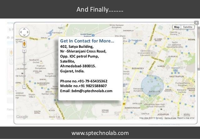 Get In Contact for More… 402, Satya Building, Nr -Shivranjani Cross Road, Opp. IOC petrol Pump, Satellite, Ahmedabad-38001...
