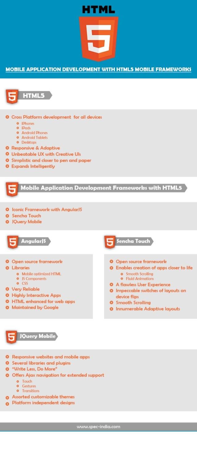 MOBILE APPLICAHON DEVELOPMENT WITH HTML5 MOBILE FRAMEWORK!      E3215  0 Cross Platform development for all devices  iDhon...