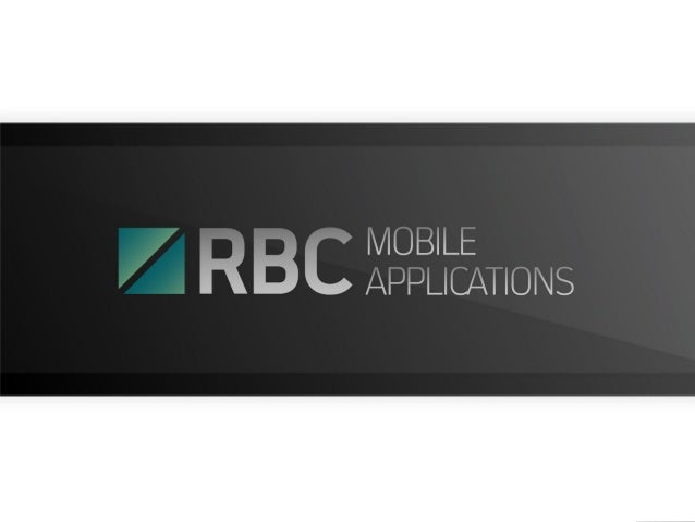 RBC in mobile space