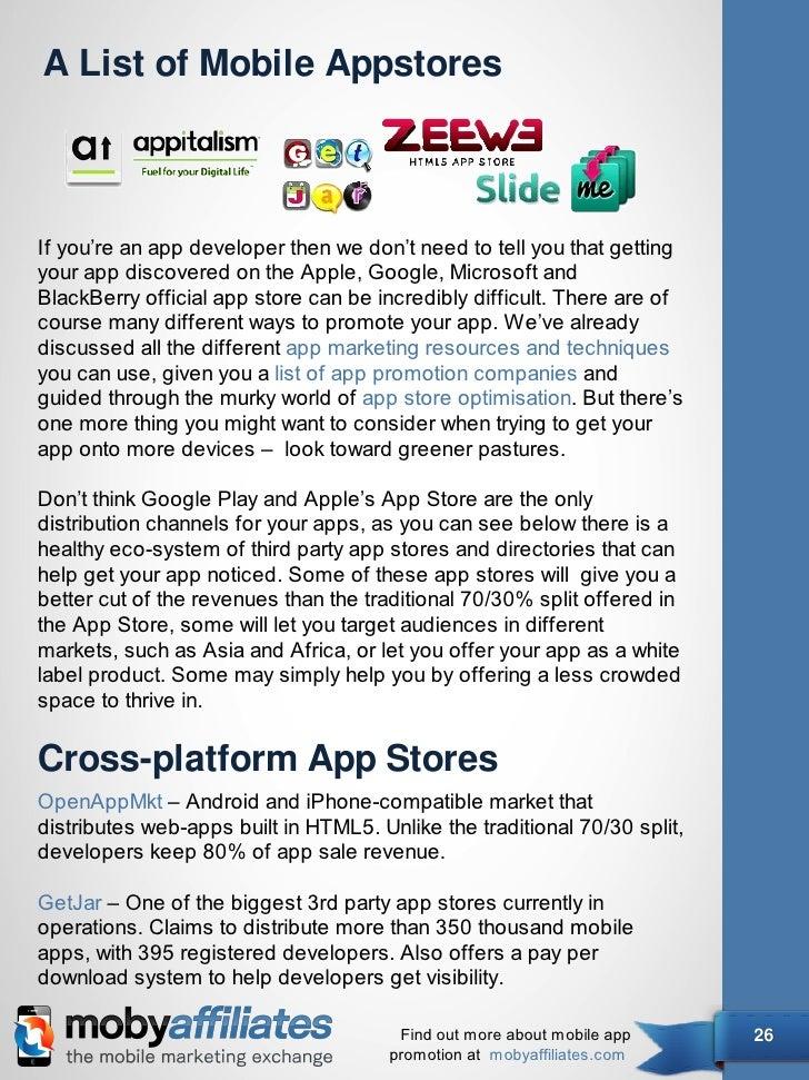 Mobile App Marketing Guide