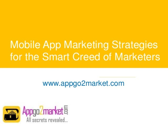 App Marketing Secrets Revealed