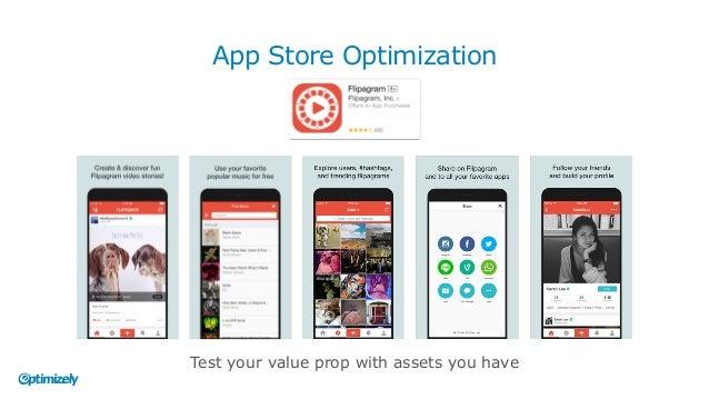 Mobile App Optimizaiton for Acquisition, Activation, Retention
