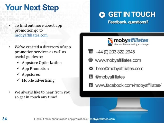 Mobile app promotion guide 2013 buy and sell installs on the appflood exchange 34 fandeluxe Image collections