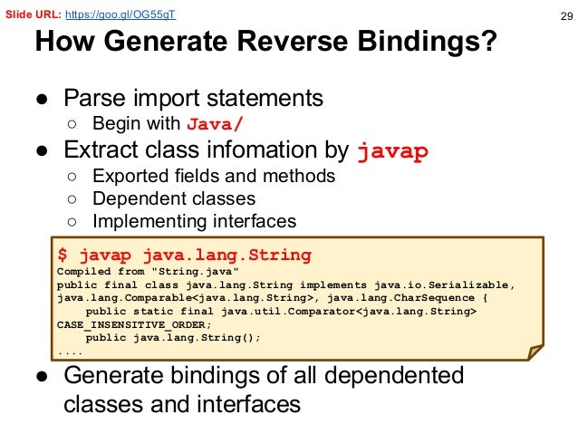 Mobile Apps by Pure Go with Reverse Binding