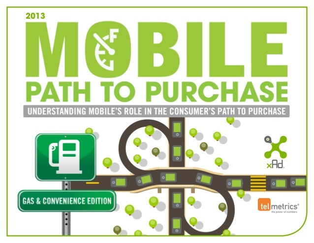 Mobile Path to Purchase Study Understanding Mobile's Role in the Retail Path to Purchase 2013