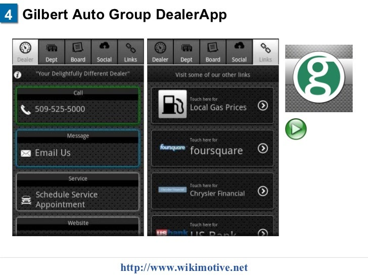 Mobile Apps For Auto Dealers 5 Examples