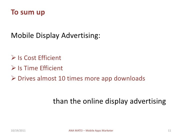 Case Study   Mobile Marketing in top     fashion companies  SlideShare