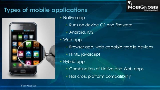 Mobile Application Testing Training Presentation