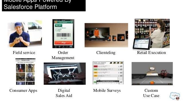 Salesforce Field Service Management : Salesforce mobile architecture introduction