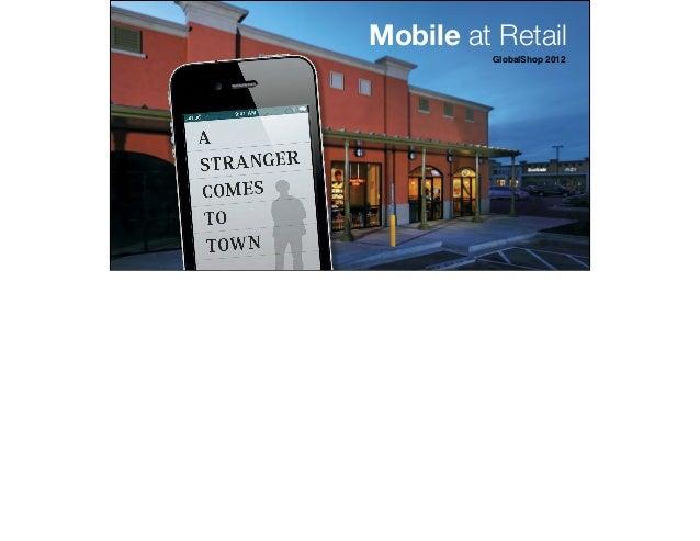 Mobile at Retail GlobalShop 2012