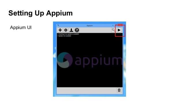 Mobile Automation Using Selenium Cucumber Amp Appium