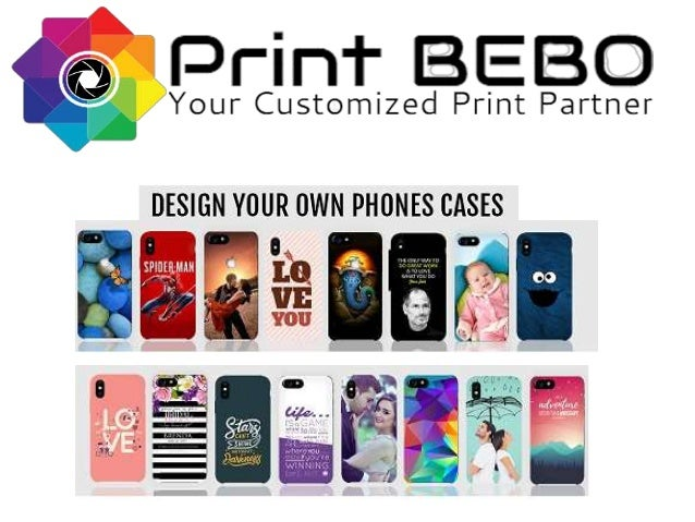 low priced bc105 22e48 Mobile back cover with photo
