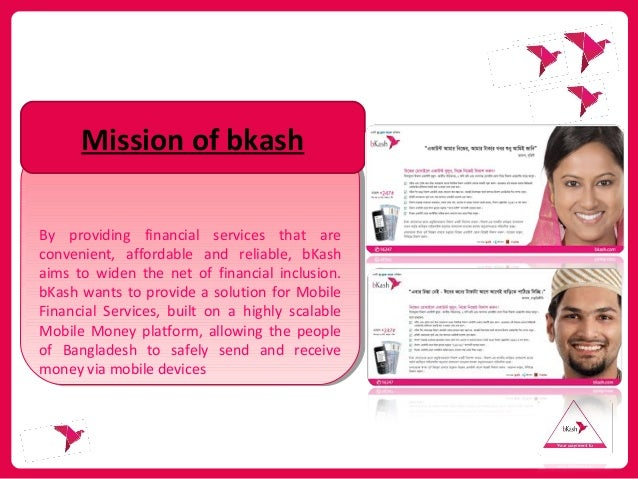 Mobile banking of bkash in Bangladesh