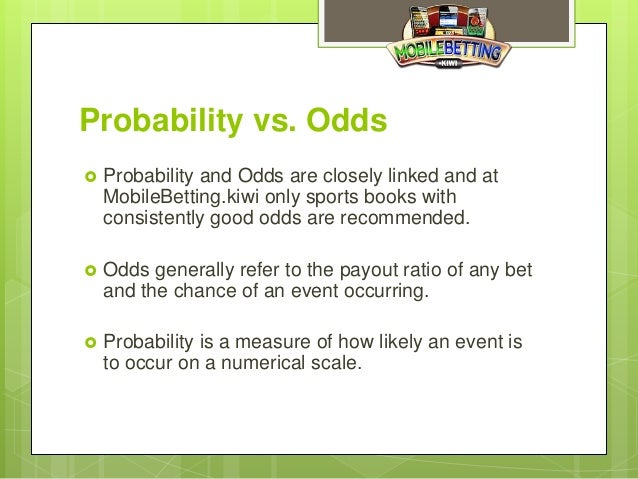 Probability in sports betting nba draft sports betting