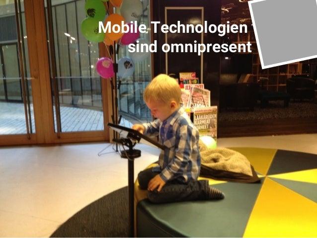 Mobile Blended Learning Slide 3