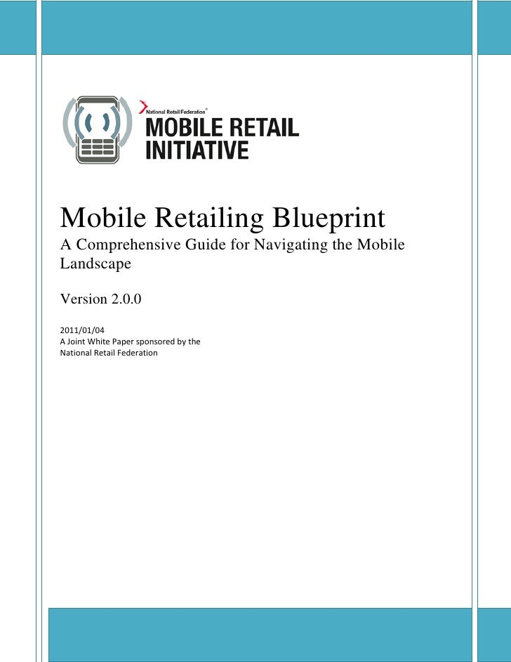 Mobile Blueprint