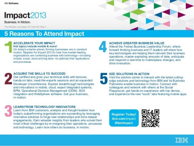 ACCELERATE YOUR IMPACT                                                 ACHIEVE GREATER BUSINESS VALUE    Hot topics includ...