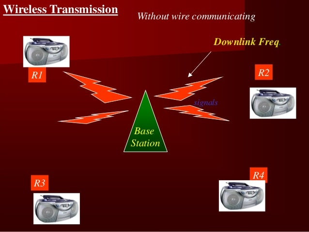 In Mobile communication                                        Downlink Freq.   R1                                        ...