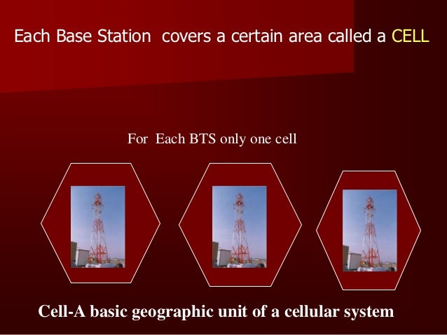 Maximum Cell Radii is               100 of metres in cities               35 kms in Open space Radio stations use powerfu...