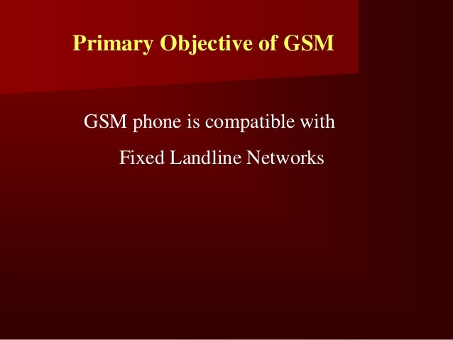 GSM in 3 Frequencies GSM -900 MHz                                     Used In      890-915 MHz- Uplink Freq       India   ...
