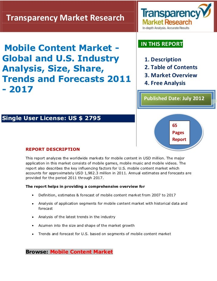 industry analysis of free mobile Search our industry directory to see free industry research and reports search our directory to see free first research industry analysis mobile food services.