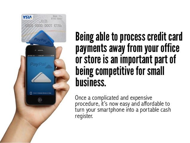 Mobile credit card processing the top 4 options compared 2 our top choice for mobile payment processing for small business reheart Gallery