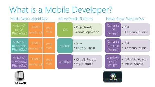 The Great Mobile Debate Native Vs Hybrid App Development