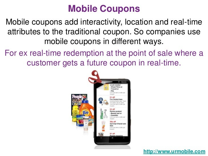 Mobile vouchers coupons and loyalty cards