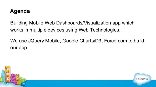 Building Mobile Dashboards With D3 and Google Charts