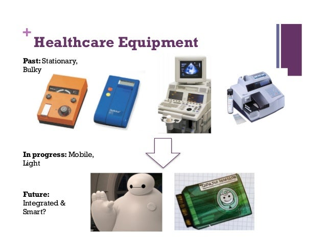 Mobile Devices for Healthcare