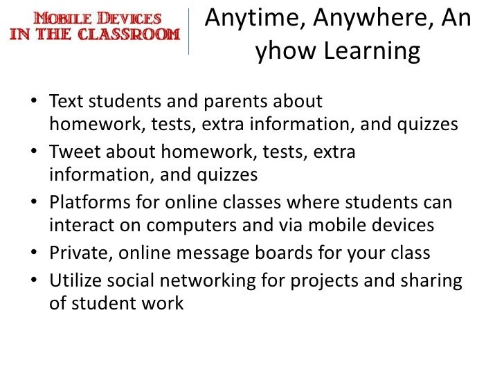 Mobile devices in education 27 fandeluxe Images