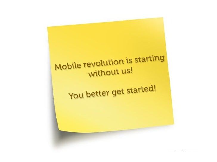 Mobile Development Platforms
