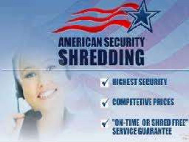 Mobile Document Shredding  We are one of the certified shredding NYC Company and guarantee to provide all kinds of Mobile ...
